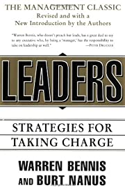 Leaders : strategies for taking charge af…