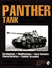 Germany's Panther Tank: The Quest for Combat…