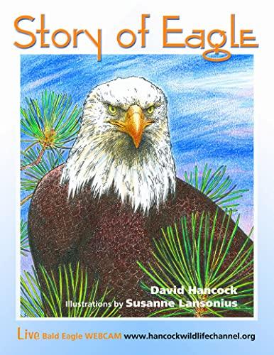 Story of Eagle Activity & Coloring Book, Hancock, David; Lansonius, Susanne