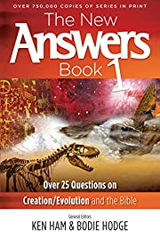 The New Answers Book: Over 25 Questions on…