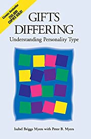 Gifts Differing: Understanding Personality…