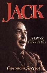 Jack: A Life of C. S. Lewis de George Sayer
