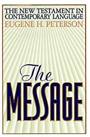 The Message: The New Testament in…