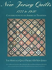 New Jersey Quilts, 1777 to 1950:…