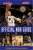 Official NBA Guide: Ultimate 2004-05 Season…