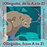 Cover art for ¡Olinguito, de la A a la Z!
