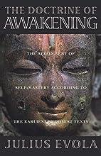 The Doctrine of Awakening: The Attainment of…