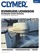 Evinrude Johnson Outboard Shop Manual 1.5 to…