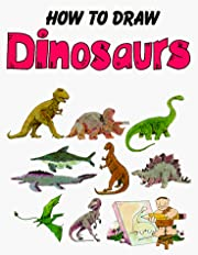 How to Draw Dinosaurs (How to Draw) af…