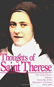 The Thoughts of Saint Therese av St. Therese…