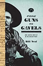 From Guns to Gavels: How Justice Grew Up in…