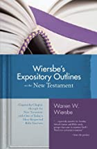 Wiersbe's Expository Outlines on the New…