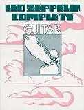 Led Zeppelin complete : guitar
