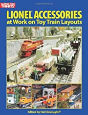 Lionel Accessories at Work on Toy Train…