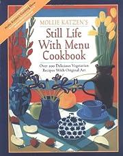 Still Life with Menu Cookbook de Mollie…