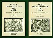 Take a Thousand Eggs or More – tekijä:…