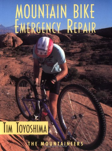 Mountain Bike Emergency Repair, Toyoshima, Tim