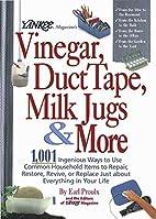 Yankee Magazine's Vinegar, Duct Tape, Milk…