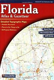 Florida Atlas & Gazetteer di DeLorme