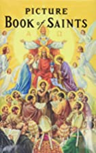 New Picture Book of Saints: Illustrated…