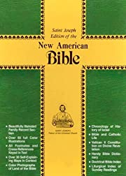 Saint Joseph Personal Size Bible-NABRE by…