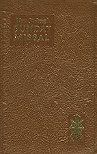 St. Joseph Sunday Missal by Catholic Book…