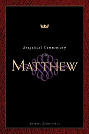 Exegetical Commentary on Matthew af Dr.…