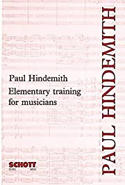 Elementary Training for Musicians (2nd…
