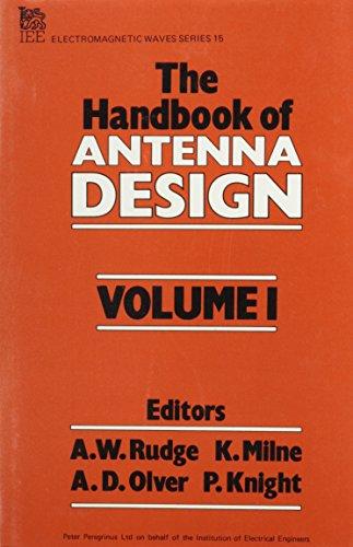 PDF] The Handbook of Antenna Design, Vol  1 (Electromagnetic Waves