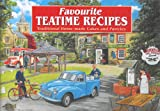 Favourite tea-time recipes / by Carole Gregory
