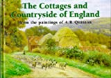 The cottages and countryside of England