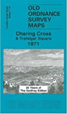 Charing Cross 1871 by Ordnance Survey