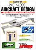 Basics of R/C model airplane design : practical techniques for building better models / by Andy Lennon