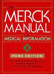 The Merck Manual of Medical Information:…