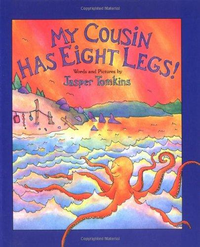 My Cousin Has Eight Legs!, Tomkins, Jasper