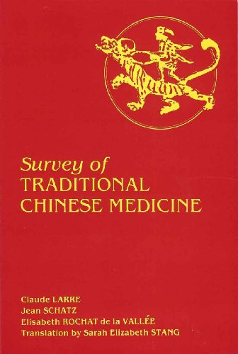 Survey of Traditional Chinese Medicine, Claude Larre; Elisabeth Rochat de la Valle; Jean Schatz