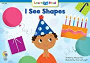 I See Shapes Learn to Read, Math (Emergent…