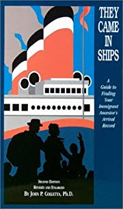 They came in ships by John Philip Colletta