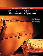 The BCG Genealogical Standards Manual av…