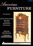 American furniture: seventeenth, eighteenth,…