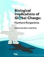 Biological implications of global change:…