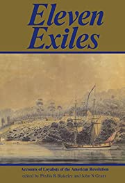 Eleven Exiles: Accounts of Loyalists of the…