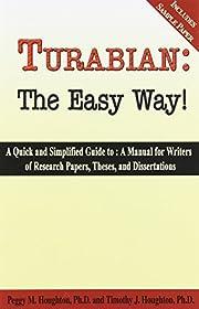 Turabian: The Easy Way! 7th Edition por…