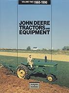 John Deere Tractors and Equipment, Volume…