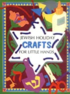 Jewish Holiday Crafts for Little Hands by…