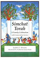 Simchat Torah: A Family Celebration with…