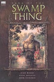 Swamp Thing TP Vol 01 Saga Of The Swamp…