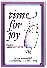 Time for Joy: Daily Affirmations av Ruth…