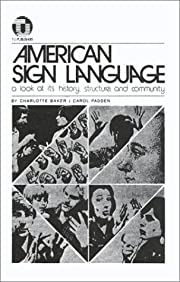 American Sign Language-A Look at Its…