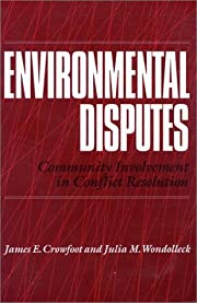 Environmental Disputes: Community…